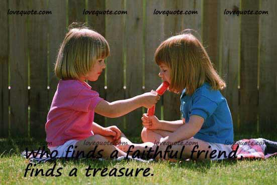 friendship sayings #1